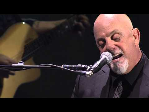 Billy Joel - Joe Cocker Tribute (Madison Square Garden - September 17, 2014)