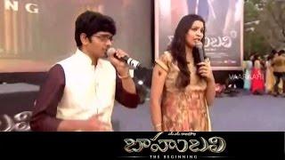 singer-geetha-madhuri-performace-at-baahubalithe-beginning-audio-launchprabhasss-rajamouli