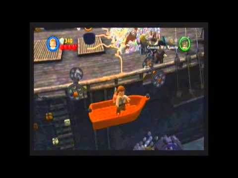 Wii- Pirates of the caribbean- The Maelstrom!!- 18