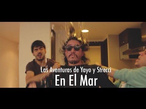 Las Aventuras de Yayo y Strecci: En El Mar