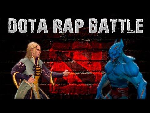 Dota Rap Battle: Night Stalker vs Invoker