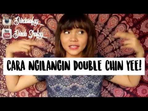 Dinda Shafay parodi video viral '25k makeup challenge' pakai balon air