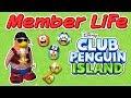 Member Life - Club Penguin Island