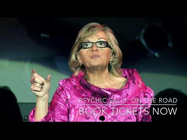 Psychic Sally Theatre Tour Promo