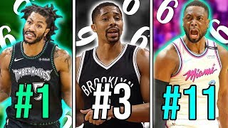 Ranking the BEST 6th Man from EVERY NBA Team 2018-19