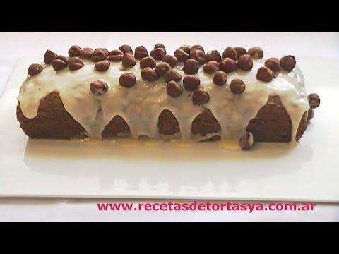 Budín de Zanahorias - Carrot Cake - Recetas de Tortas YA!
