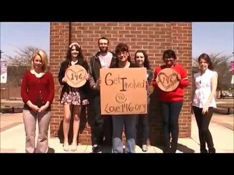 Love146  Campus Cardboard (Fulton-Montgomery Community College)