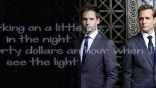 [Suits Theme] Greenback Boogie - Ima Robot *Lyrics*
