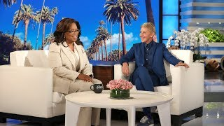 Oprah Opens Up About Her Recent Health Scare For the First Time