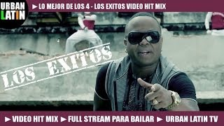LOS 4 ► LOS EXITOS (BEST OF) ► MEGA VIDEO HIT MIX ► FULL STREAM