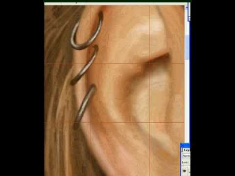 Speed Painting - Fergie Video