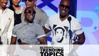 Jamie Foxx & Kevin In The 'Hart' Of Will Packer's New Film? - Trending Topics