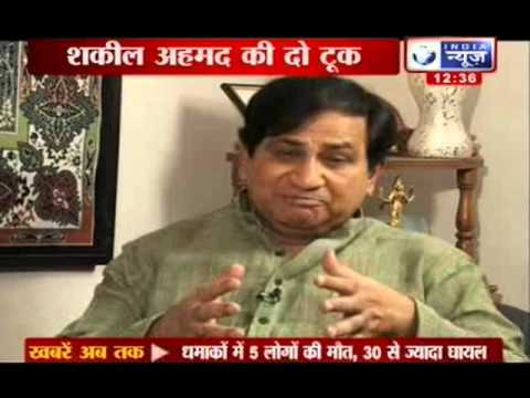 India News: Shakeel Ahmed talks on his recent controversial tweet