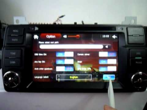 Newest BMW E46 DVD GPS Navigation Radio.MOV