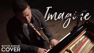 Download Lagu Imagine - John Lennon (Boyce Avenue piano acoustic cover) on Spotify & Apple Gratis STAFABAND
