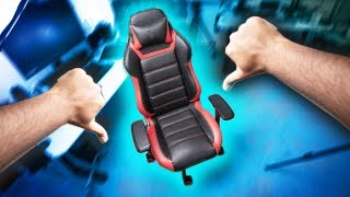 Why I'm DITCHING My Gaming Chair!