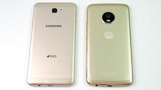 Galaxy J7 Prime vs Moto G5 Plus
