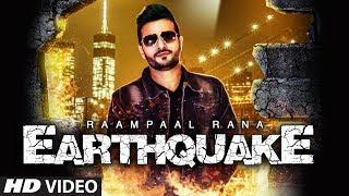 Earthquake: Raampaal Rana (Full Song) Sunny Vik | Channa Jandali | Latest Punjabi Songs 2019
