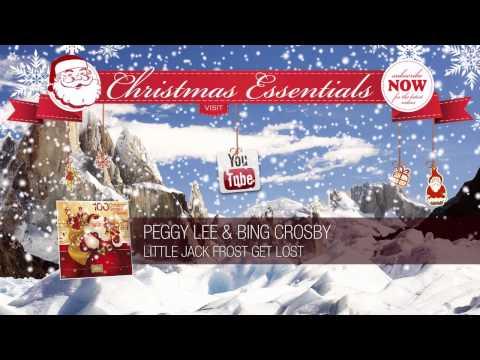 Bing Crosby - Little Jack Frost, Get Lost