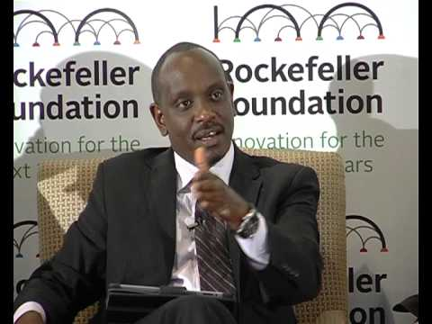 Ambassador Dr. Richard Sezibera, The Secretary General East African Community