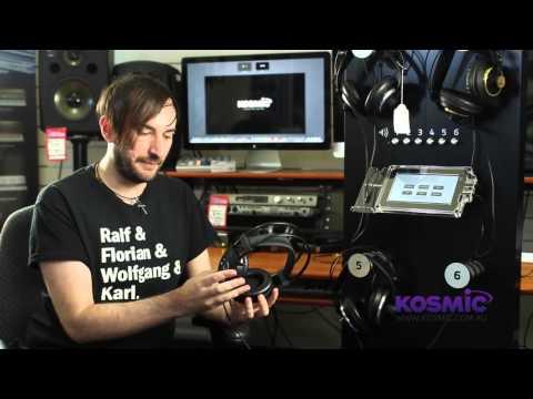Studio Reference Headphones Comparison