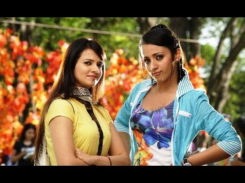 Body Guard Telugu Movie O My God Full Video Song Hd - Venkatesh,trisha,saloni Aswani video