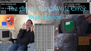 The Amiga Read/Write Error - Disk Doctor