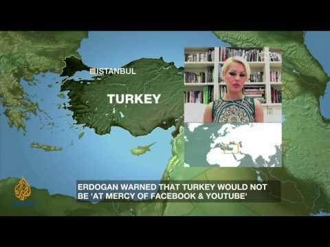 Ceylan Ozbudak on Al Jazeera Inside Story - Turkey Twitter Ban