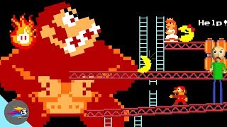 Donkey Kong Full Series
