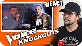 Download Lagu The Voice 2018 KNOCKOUTS Kaleb Lee vs Justin Kilgore Gratis STAFABAND