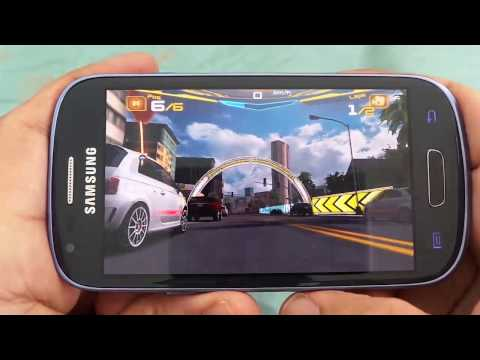 TOP 16 GAMES ON SAMSUNG GALAXY S3 MINI I8190