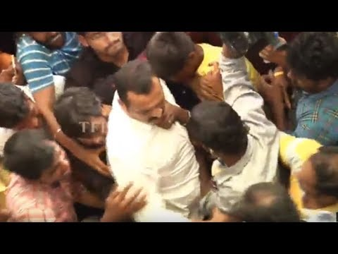 Producer Bandla Ganesh Came To Film Chamber To Support Pawan Kalyan |  TFPC