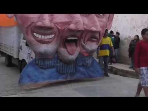 Carnaval Jose Galvez (Celendin) 2014