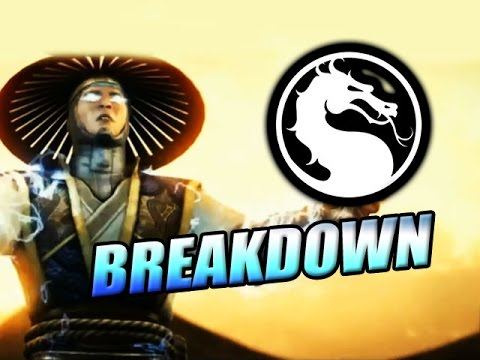 Mortal Kombat X: Raiden Breakdown & More (July 2014)