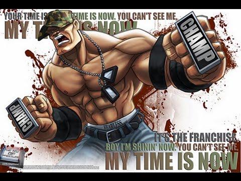John Cena - My Time Is Now Instrumental (Remake)