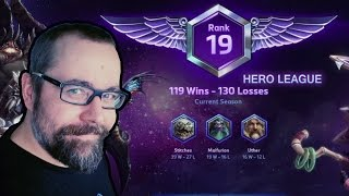Heroes of the Storm - Hero League (Uther) R19