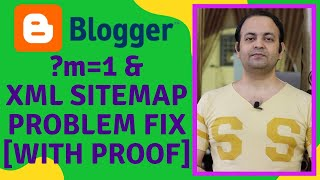 XML Sitemap Generator For Blogger | Blogger ?m=1 Problem Fix With Proof [HINDI] 2020 | Techno Vedant