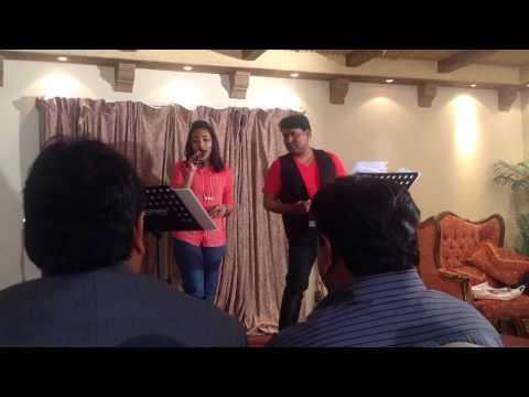 Aaj Kal Tere Mere Pyar Ke - Nidhi Kharvi & Mohammad Salamat -...