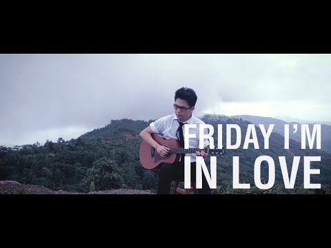 Friday I'm in love - The Cure Cover by Tuden