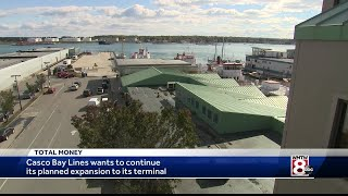 Casco Bay Lines looks to complete terminal expansion