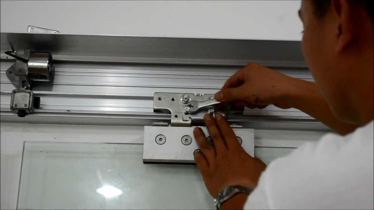Automatic Door Installation Guide Model Oa Youtube