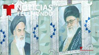 No disminuye la tensión entre EEUU e Irán    Noticias Telemundo