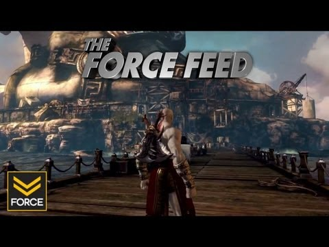 The Force Feed - God of War Ascension Gameplay Reveal (June 14th 2012)