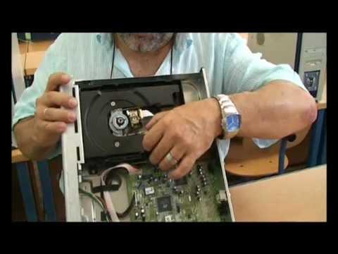 Cómo funciona un dvd (desde dentro)