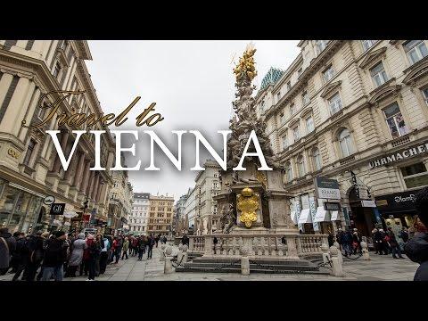 Travel to Vienna, Austria (Easter 2013)
