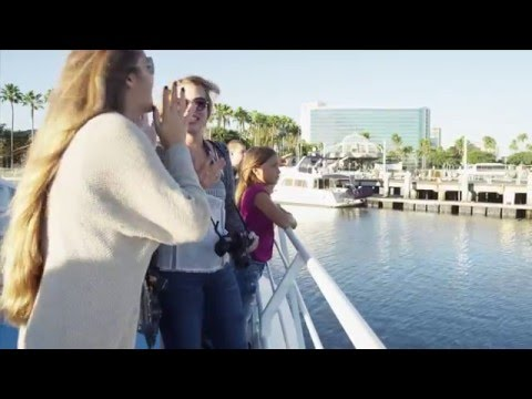 Port of Long Beach Free Harbor Tours