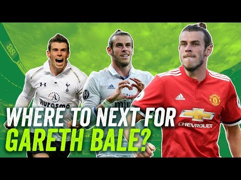 Madrid, Manchester, Spurs: Where next for Gareth Bale?
