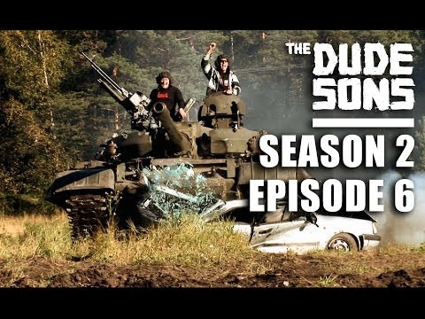 "The Dudesons Season 2 Episode 5 ""Cops & Robbers"""