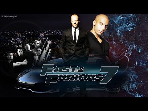 Fast & Furious 7 -  Official trailer 2015 Paul Walker Vin Diesel Dwayne Johnson