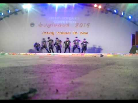 Buglasan Pop Dance / HipHop 2014 - TOP BOIZ CREW